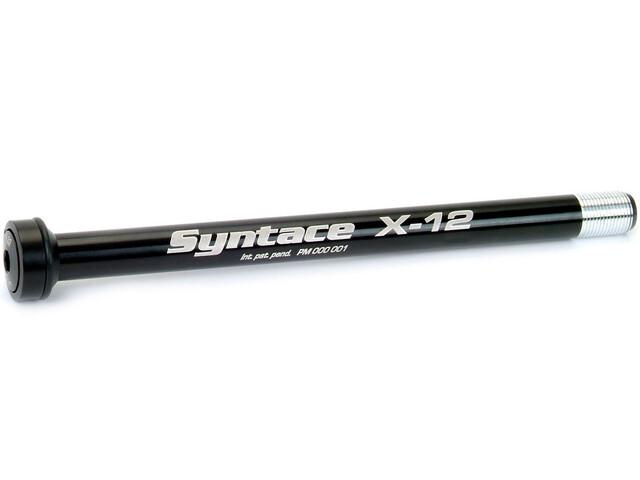 Syntace X-12 Steckachse 150+ raceblack